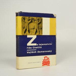 náhled knihy - Za tajemstvím říše Chetitů