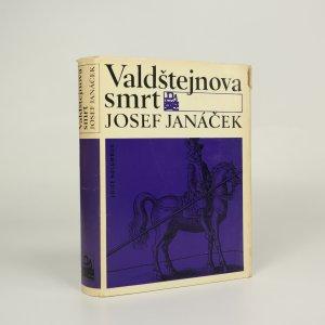 náhled knihy - Valdštejnova smrt