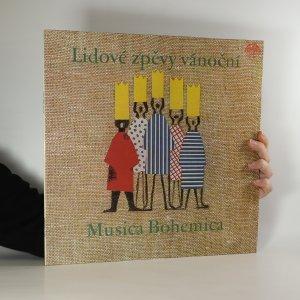 náhled knihy - Musica Bohemica: Lidové zpěvy vánoční