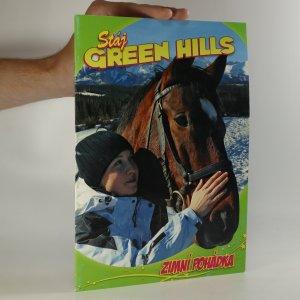 náhled knihy - Stáj Green Hills III. Zimní pohádka
