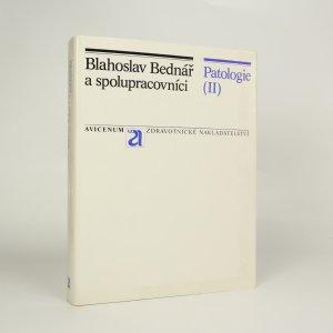náhled knihy - Patologie. 2. svazek.
