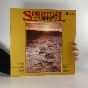 náhled knihy - Spiritual kvintet: Šlapej dál