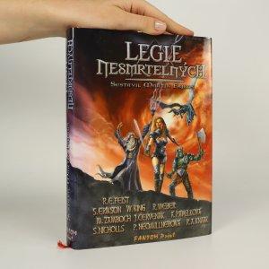 náhled knihy - Legie nesmrtelných