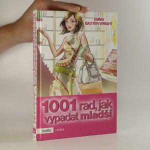 náhled knihy - 1001 rad, jak vypadat mladší