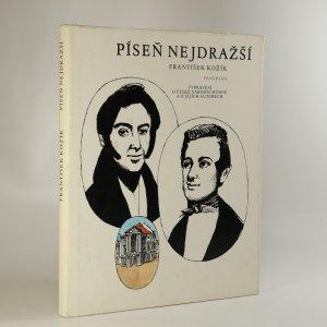 náhled knihy - Píseň nejdražší. Vyprávění o české národní hymně a o jejích autorech