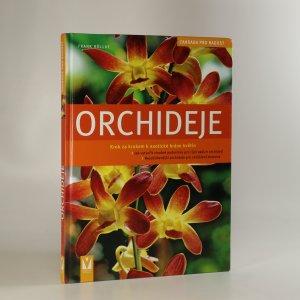 náhled knihy - Orchideje.