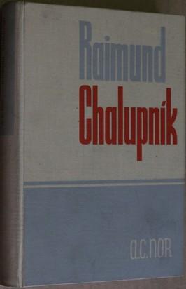 náhled knihy - Raimund Chalupník : dosud ne román