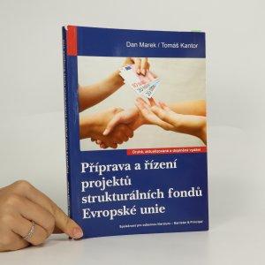náhled knihy - Příprava a řízení projektů strukturálních fondů Evropské unie