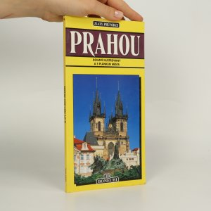 náhled knihy - Zlatý průvodce Prahou