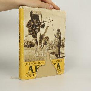 náhled knihy - Afrika snů a skutečnosti. Svazek I.