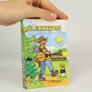 náhled knihy - Lexikon pro turisty a táborníky