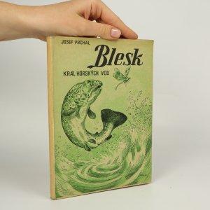 náhled knihy - Blesk, král horských vod