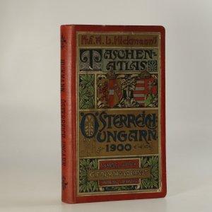 náhled knihy - Taschen-Atlas von Österreich-Ungarn