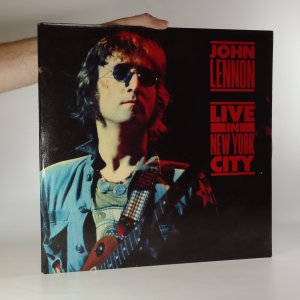 náhled knihy - John Lennon: Live in New York City