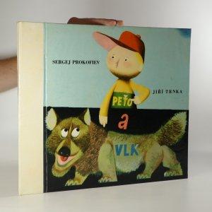 náhled knihy - Sergej Prokofiev: Peťo a Vlk