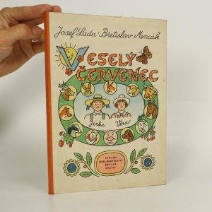 náhled knihy - Veselý červenec (věnování Aleny Ladové)