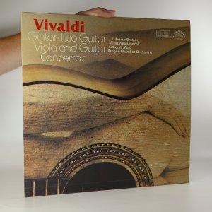 náhled knihy - Vivaldi: Koncerty pro kytaru