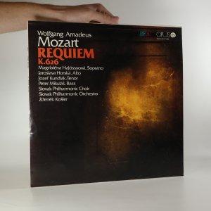 náhled knihy - W. A. Mozart: Requiem K.626