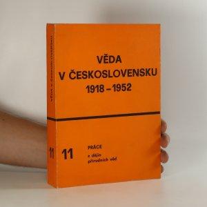 náhled knihy - Věda v Československu 1918-1952