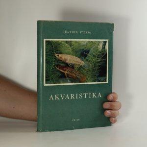 náhled knihy - Akvaristika