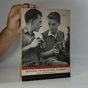 náhled knihy - Příručka fotografické techniky pro začátečníky