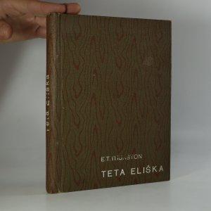 náhled knihy - Teta Eliška