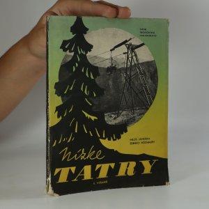 náhled knihy - Nízke Tatry. Liptovská časť
