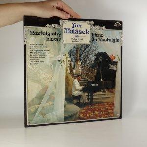 náhled knihy - Jiří Malásek, Václav Hybš Orchestra: Nostalgický klavír (Piano in Nostalgia)