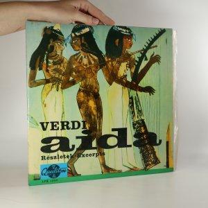 náhled knihy - Giuseppe Verdi: Aida. Részletek (Excerpts)