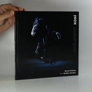 náhled knihy - Království koní (asi podpis autora)