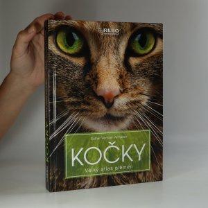 náhled knihy - Kočky. Velký atlas plemen
