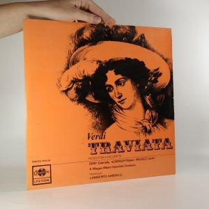 náhled knihy - Giuseppe Verdi: Traviata. Részletek (Excerpts).