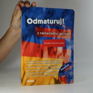náhled knihy - Odmaturuj! z německého jazyka 2. (obsahuje CD)
