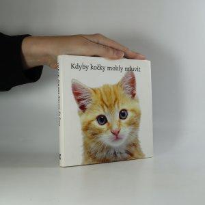 náhled knihy - Kdyby kočky mohly mluvit
