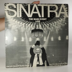 náhled knihy - Frank Sinatra: The Main Event