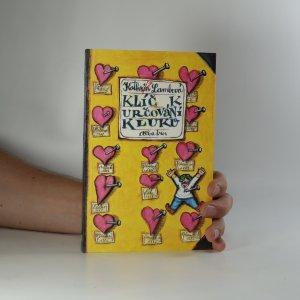 náhled knihy - Klíč k určování kluků