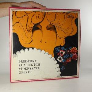 náhled knihy - Předehry klasických vídeňských operet