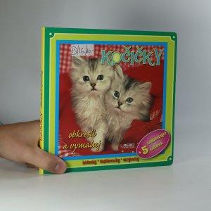náhled knihy - Kočičky. Obkresli a vymaluj