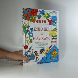 náhled knihy - Kniha her a hlavolamů