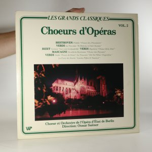 náhled knihy - Choeurs d'Opéras vol. 2