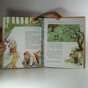 antikvární kniha Nejkrásnější pohádky bratří Grimmů a H. Ch. Andersena, 1993