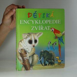 náhled knihy - Dětská encyklopedie zvířat