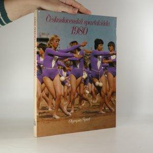 náhled knihy - Československá spartakiáda 1980