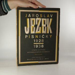 náhled knihy - Písničky 1928-1938.