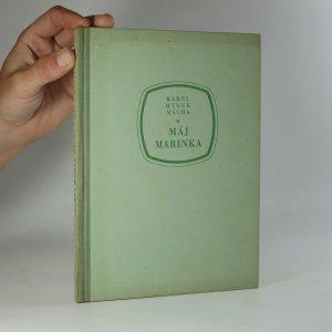 náhled knihy - Máj; Marinka