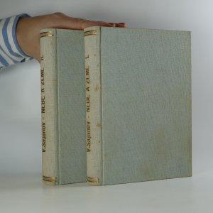 náhled knihy - Nebe a země. (1. a 2. díly ve dvou svazcích)