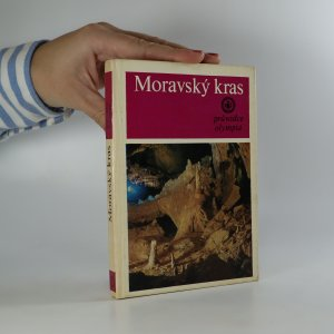 náhled knihy - Moravský kras