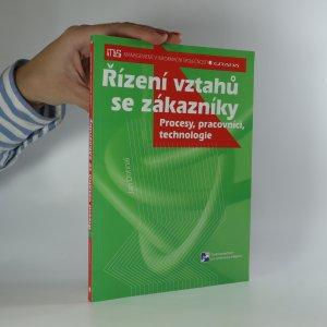 náhled knihy - Řízení vztahů se zákazníky