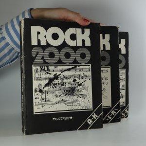 náhled knihy - Rock 2000: A-Ž (3 svazky)