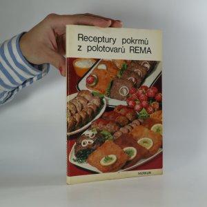 náhled knihy - Receptury pokrmů z polotovarů REMA